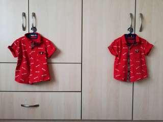 Burberry Kids Shirt (Copy)