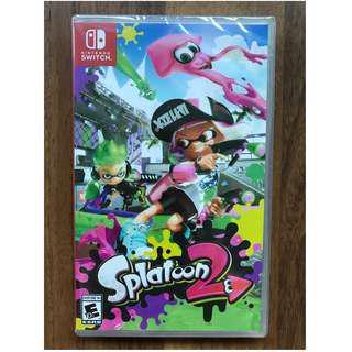 Nintendo Switch: Splatoon 2 [US]