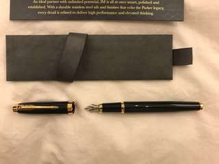 Parker IM Fountain Pen *NEW*