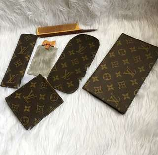 Take all authentic Louis Vuitton
