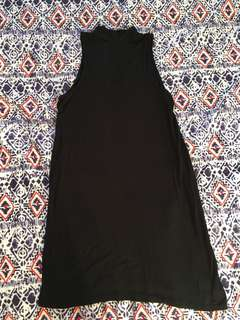 Sleeveless black dress from Boathouse