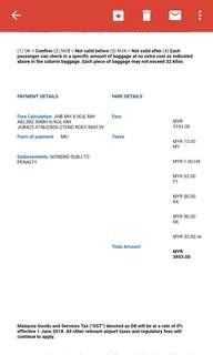 Tiket Penerbangan Ke New Zealand JHB-KLIA-AUK