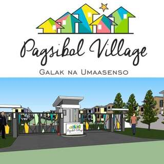 DUPLEX TYPLE House and Lot for sale in Pagsibol Village, Brgy. Catmon, Sta Maria...Bulacan