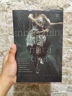 """The Unbecoming of Mara Dyer"" by Michelle Hodkin"