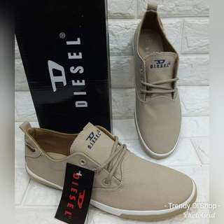 MEN'S DiESEL SNEAKERS