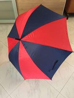 Umbrella duo-colour