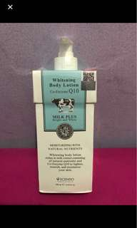 Scentio whitening body lotion