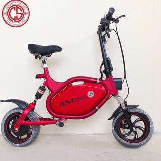 Dyu Killer am-gt tempo electric scooter