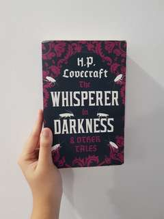 The Whisperer In Darkness - H.P Lovecraft