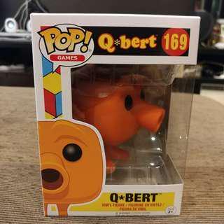 🚚 Funko Pop! Games Q*bert - Q*bert #169