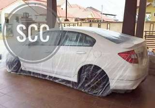 Stylo Car Cover