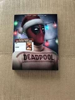 Deadpool ( Blu Ray + Dvd + Digital Hd )