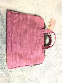 Purple laptop case NEW WITH TAG