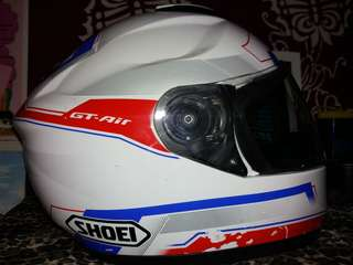 shoei GT-Air helmet fullface