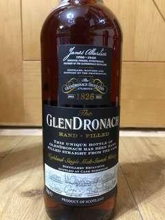 Glendronach Hand Filled Cask No.400
