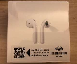 Apple Airpods BNIB