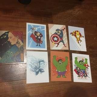 Various fandom art prints, SARAH THURSDAY BADGE, stress ball