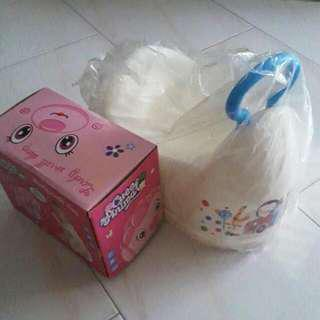 Wts BN* Puku*simply sthow potty