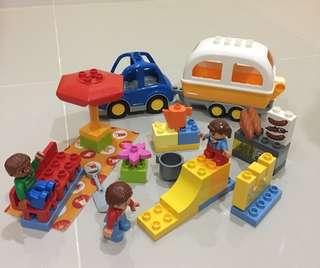 Lego Duplo Camping Adventure