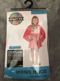 Red Riding Hood Costume ( Preloved )