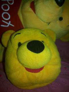 Pooh wallet