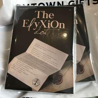ElyXiOn DOT Postcard Book