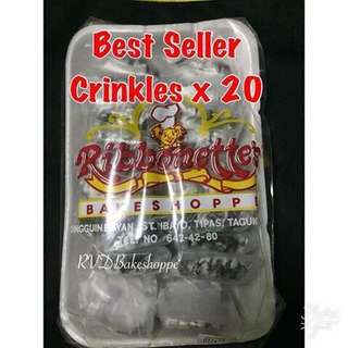 Famous Tipas Product CRINKLES