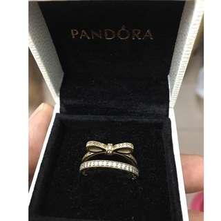 Pandora 14k/585 gold ring