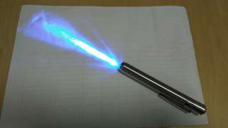 🚚 Ultra Violet 365 nm wavelength Testing Pen Torch