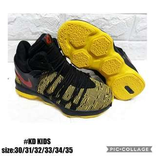 Nike KD Kids Shoes Size 36 to 35 P1200
