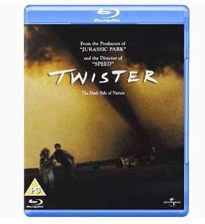 Twister (Blu Ray)