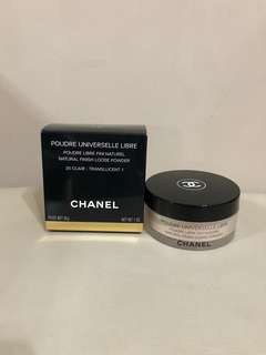 Chanel Poudre Universelle Libre Loose Powder