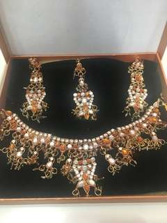 indian accessories set