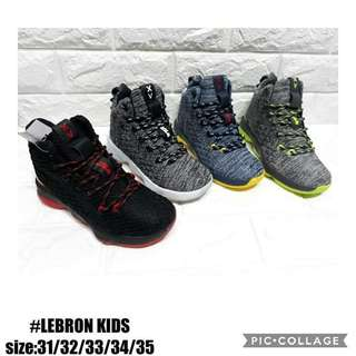 Nike Lebron Kids Shoes Size 36 to 35 P1200
