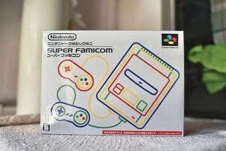 Nintendo Super Famicon Mini | Old School Console collection | BRAND NEW
