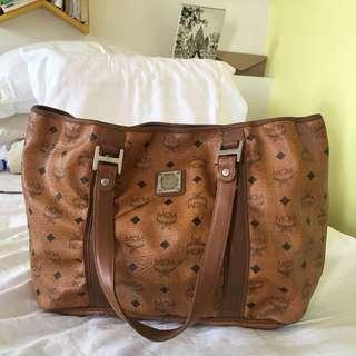 MCM Open Tote bag