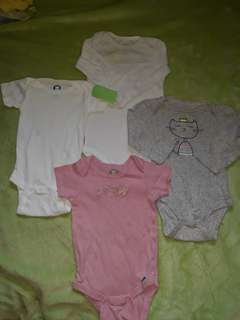 3-6 MONTHS BABY GIRL CLOTHES BUNDLE