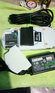 Psp 3000 & ipod touch