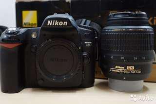 Nikon D80 camera