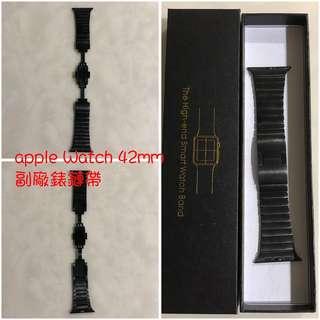 降價!apple Watch 42mm 副廠錶鏈帶 g1801 
