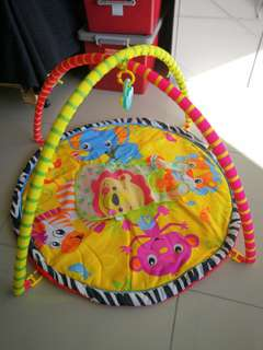 Baby Playgym (used 3 months only)