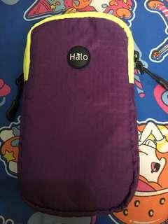 Halo pouch/ cellphone case