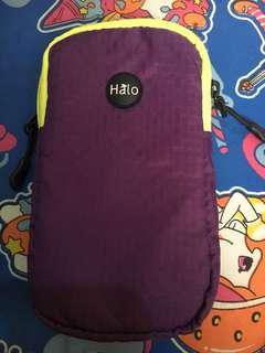Halo pouch/ cellphone case