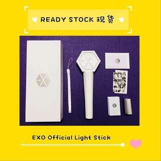 [READY STOCK] EXO 엑소 OFFICIAL LIGHT STICK ver 2.0