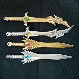 Bolpen Pedang Unik Lucu