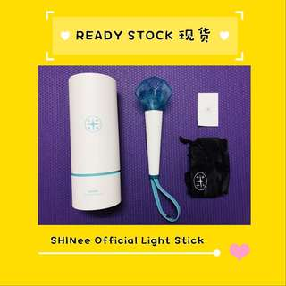[READY STOCK] SHINEE OFFICIAL LIGHT STICK 2018