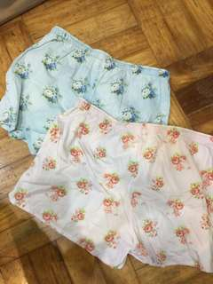 [2 in 1] BENCH floral boxers