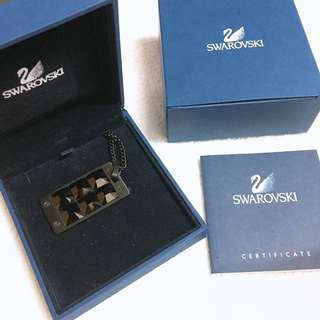 Swarovski Necklace for Men 男裝頸鍊