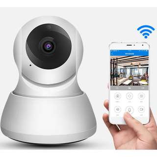 🈹🈹 2nd Generation, ICSEE Wireless 1080P Security Camera, WiFi Home Surveillance IP Camera for Baby/Elder/Pet/Nanny Monitor, Pan/Tilt, Two-Way Audio & Night Vision Q3-S