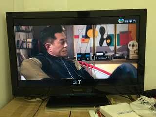 "Panasonic TV 樂聲牌 高清 32"" 電視"